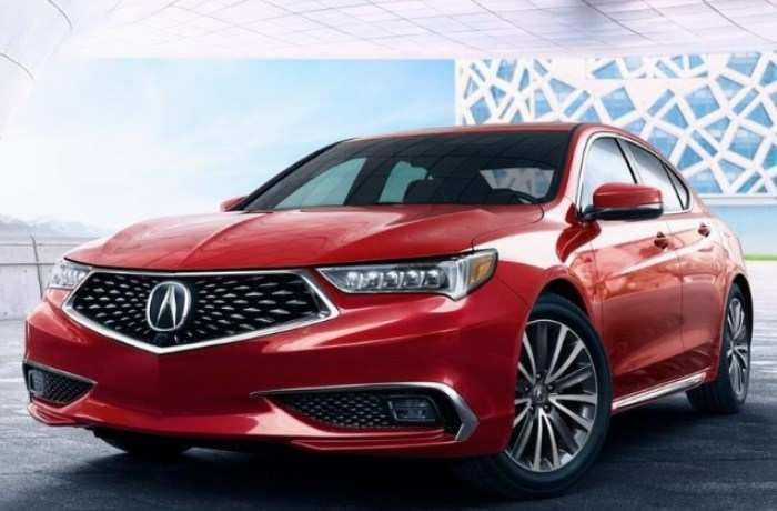 55 Great 2020 Acura Tlx Type S Specs by 2020 Acura Tlx Type S