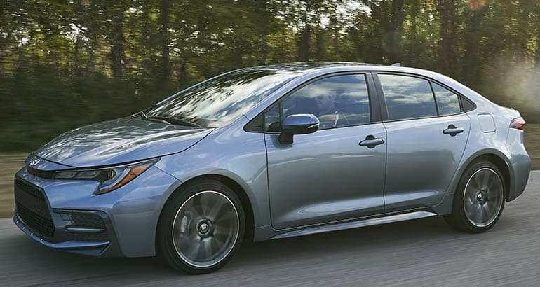 55 Great 2020 Toyota Corolla Redesign Interior by 2020 Toyota Corolla Redesign