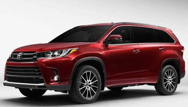55 Great 2020 Toyota Kluger Performance with 2020 Toyota Kluger