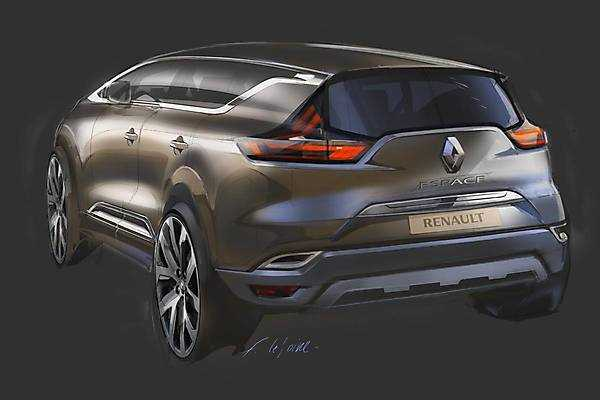 55 Great Renault Espace 2020 Exterior with Renault Espace 2020