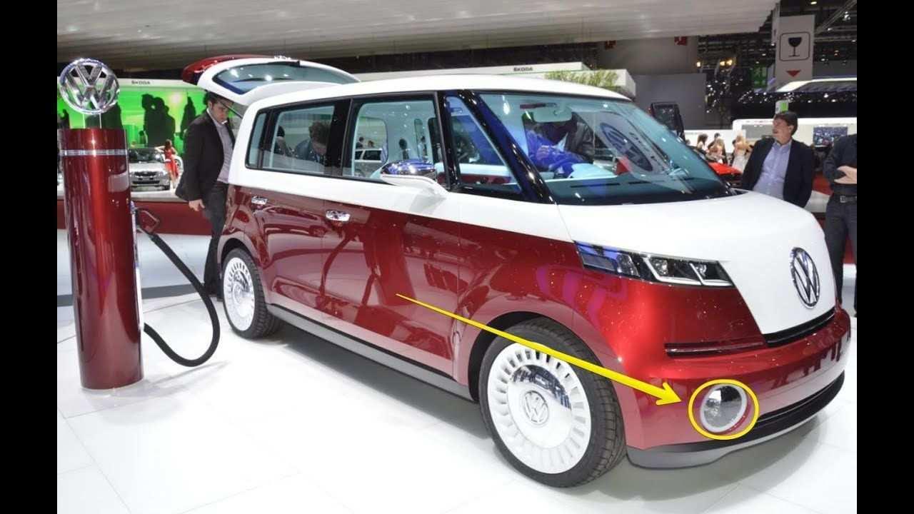 55 Great Volkswagen Minivan 2020 Spy Shoot by Volkswagen Minivan 2020
