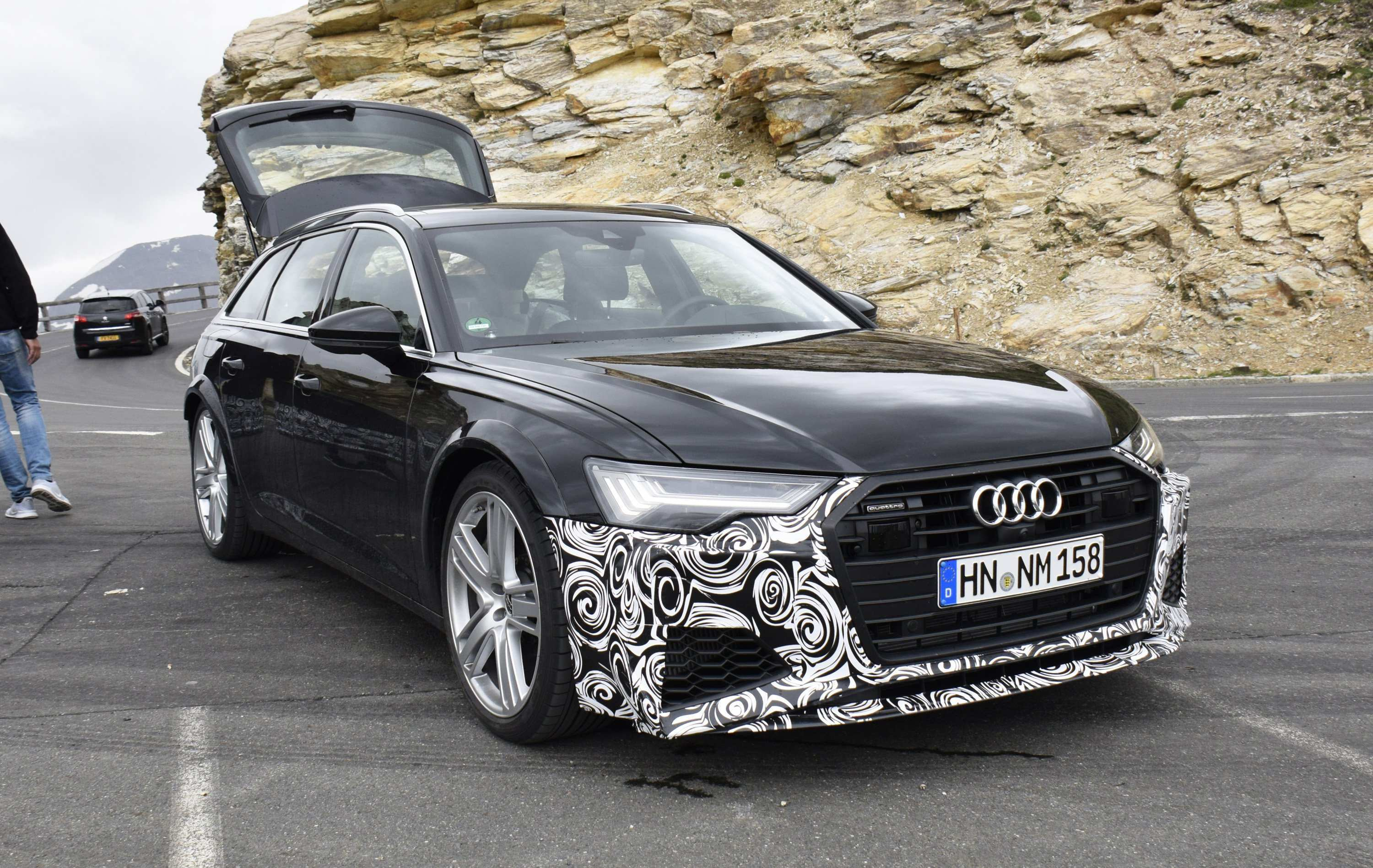 55 New 2019 Audi Rs6 Redesign and Concept for 2019 Audi Rs6