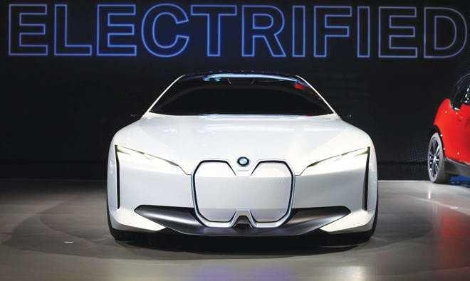 55 New 2019 Bmw Electric Car Spesification by 2019 Bmw Electric Car