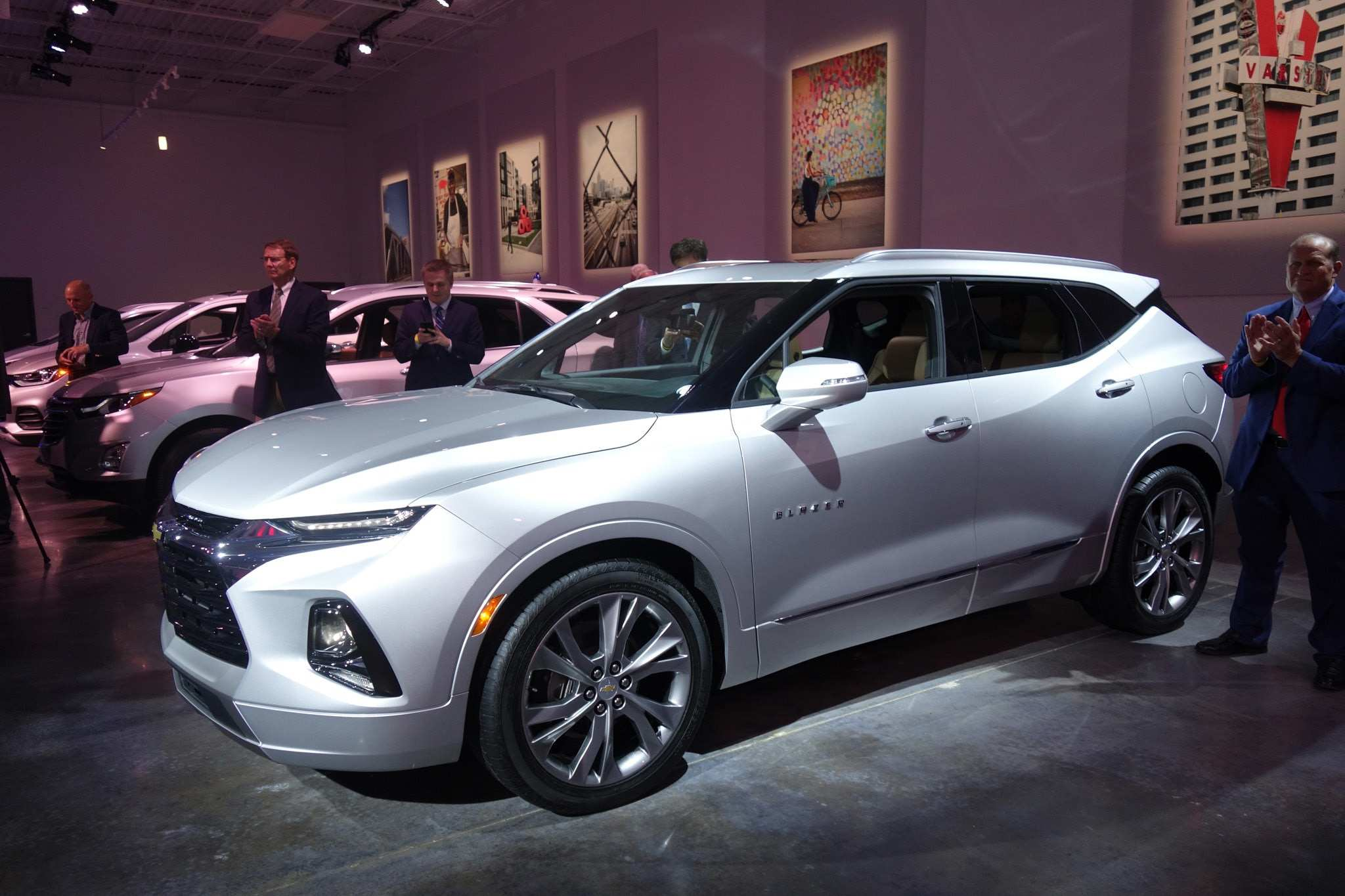 55 New 2019 Chevrolet Blazer Release Date Prices for 2019 Chevrolet Blazer Release Date