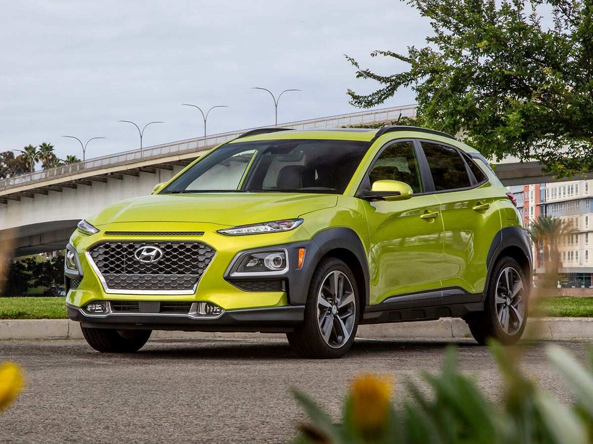 55 New 2019 Hyundai Full Size Suv Concept for 2019 Hyundai Full Size Suv