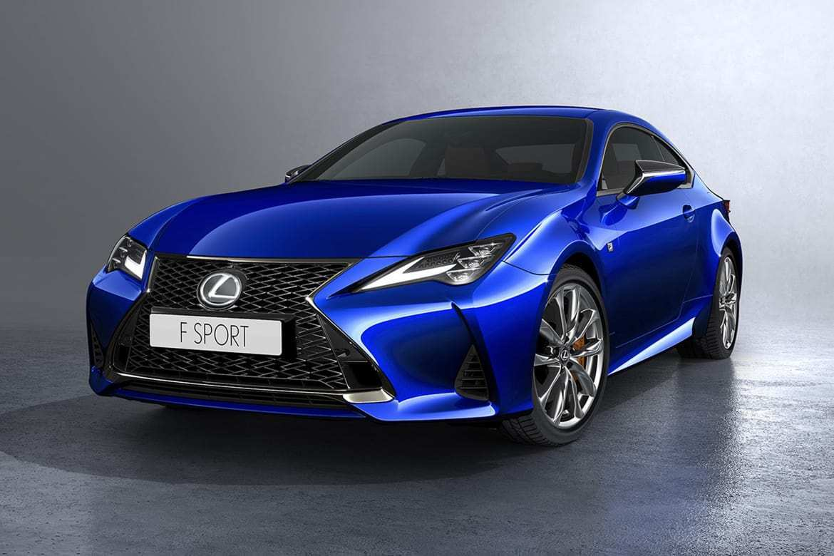 55 New 2019 Lexus Availability Performance and New Engine with 2019 Lexus Availability