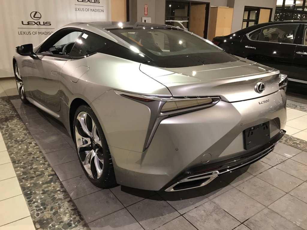 55 New 2019 Lexus Lc Concept for 2019 Lexus Lc