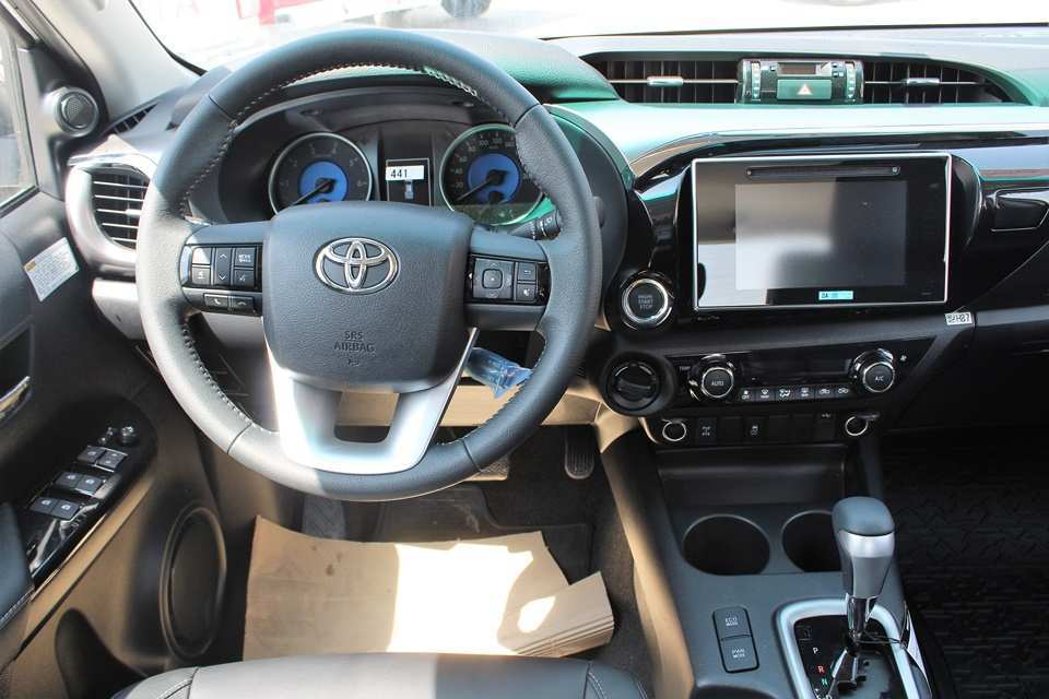 55 New 2019 Toyota Diesel Hilux New Concept with 2019 Toyota Diesel Hilux