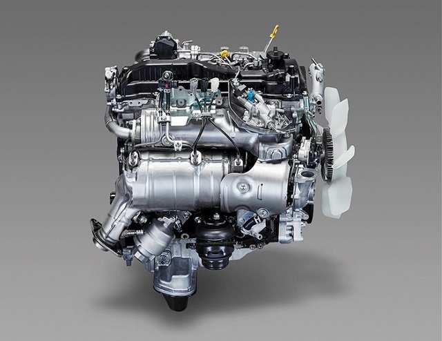 55 New 2019 Toyota Diesel Truck Spy Shoot by 2019 Toyota Diesel Truck