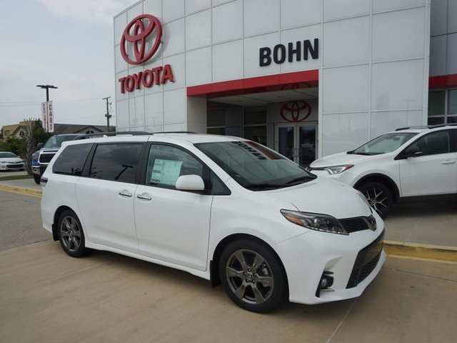 55 New 2019 Toyota Sienna Speed Test by 2019 Toyota Sienna