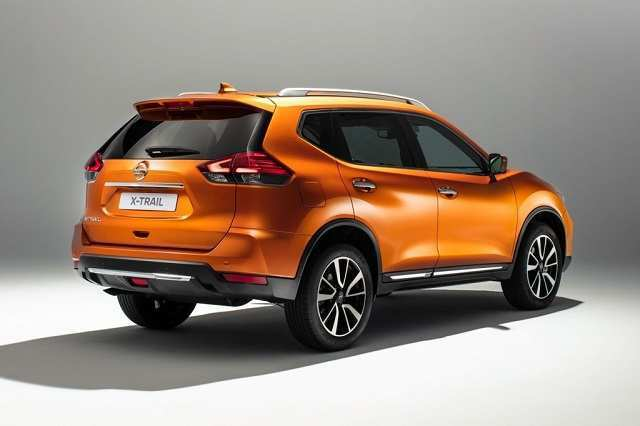 55 New 2020 Nissan X Trail Redesign and Concept by 2020 Nissan X Trail