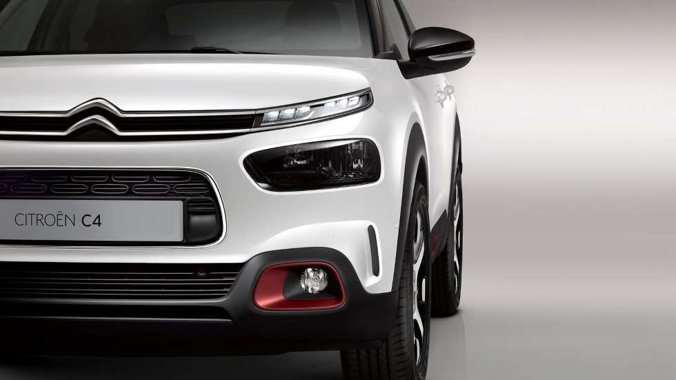 55 New Citroen C4 2020 Exterior by Citroen C4 2020