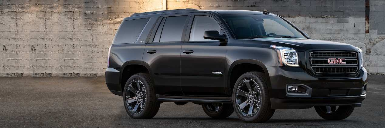 55 New New 2019 Gmc Yukon Interior for New 2019 Gmc Yukon