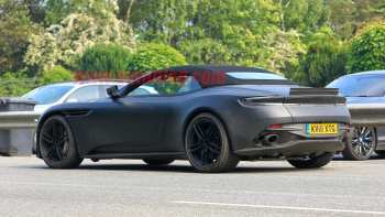 55 The 2019 Aston Dbs Exterior and Interior with 2019 Aston Dbs