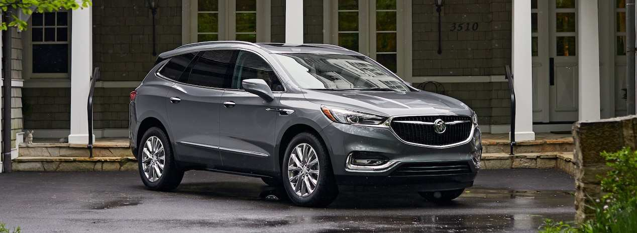 55 The 2019 Buick Enclave Configurations with 2019 Buick Enclave