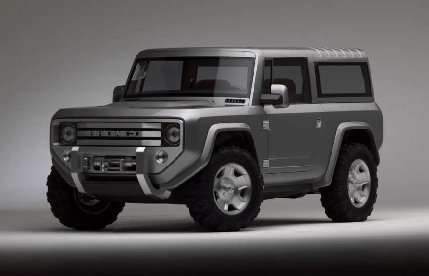 55 The 2019 Ford Bronco Images Performance by 2019 Ford Bronco Images