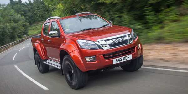 55 The 2019 Isuzu Dmax Performance by 2019 Isuzu Dmax