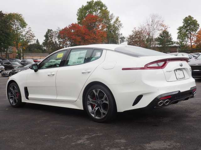 55 The 2019 Kia Stinger Pricing with 2019 Kia Stinger