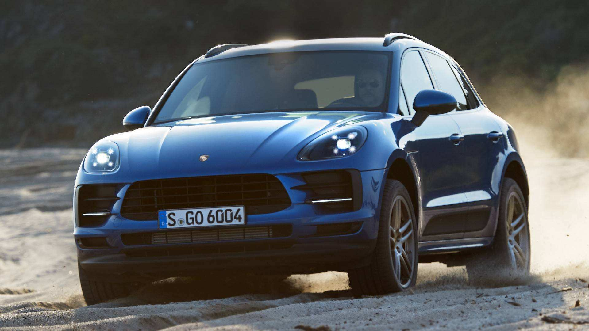 55 The 2019 Porsche Macan Release Date Performance and New Engine for 2019 Porsche Macan Release Date