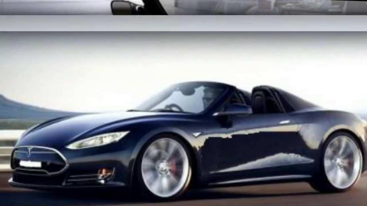 55 The 2019 Tesla Roadster P100D Performance by 2019 Tesla Roadster P100D