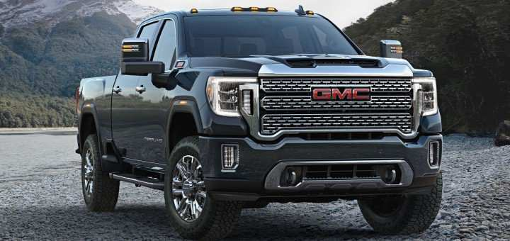 55 The 2020 Gmc At4 New Concept with 2020 Gmc At4