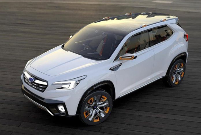 55 The 2020 Subaru Models Ratings for 2020 Subaru Models