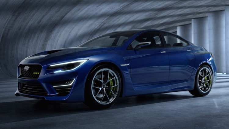 55 The 2020 Subaru Sti Concept Picture by 2020 Subaru Sti Concept