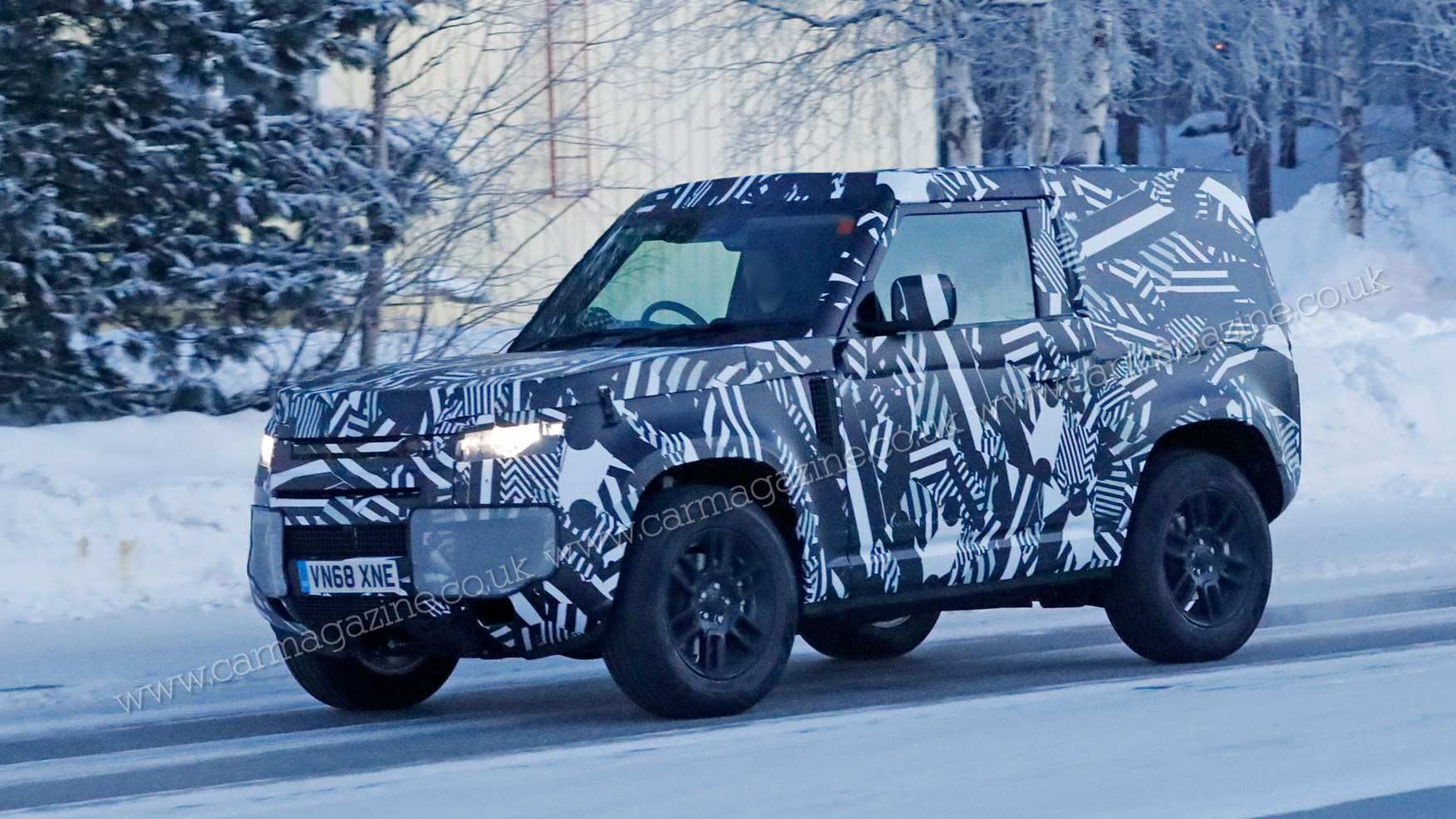 55 The New Land Rover Defender 2020 Rumors by New Land Rover Defender 2020