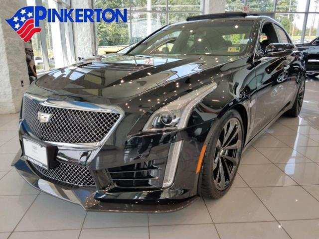 56 All New 2019 Cts V Performance and New Engine by 2019 Cts V