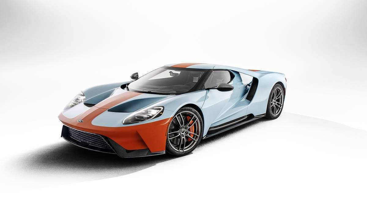56 All New 2019 Ford Gt Concept with 2019 Ford Gt