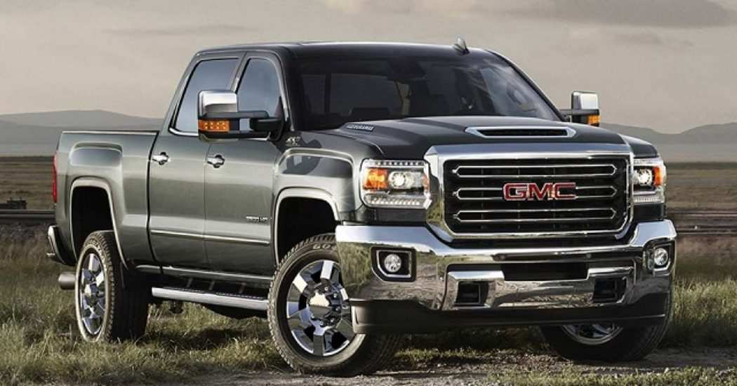 56 All New 2019 Gmc 3500 Duramax New Review with 2019 Gmc 3500 Duramax