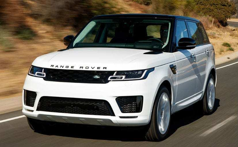56 All New 2019 Land Rover Price Spy Shoot by 2019 Land Rover Price