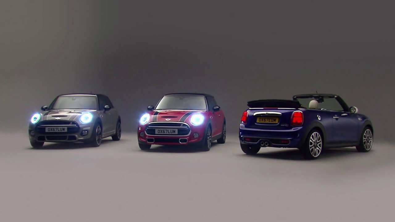 56 All New 2019 Mini Lci Style with 2019 Mini Lci