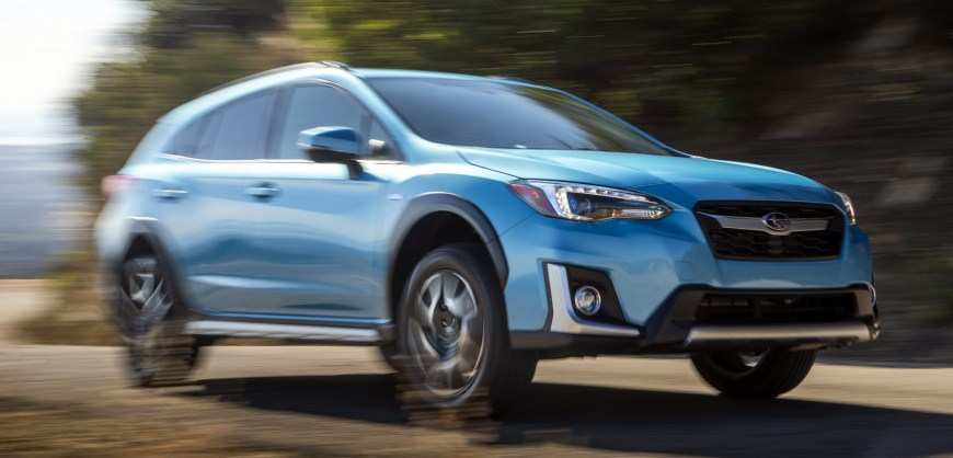 56 All New 2019 Subaru Electric Exterior for 2019 Subaru Electric