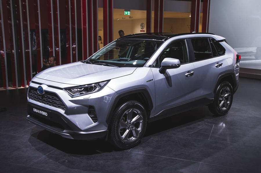 56 All New 2019 Toyota Rav4 First Drive by 2019 Toyota Rav4