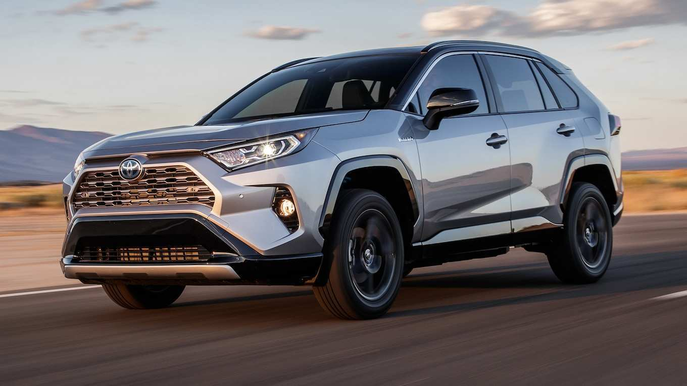56 All New 2019 Toyota Rav4 Hybrid Specs Exterior and Interior with 2019 Toyota Rav4 Hybrid Specs