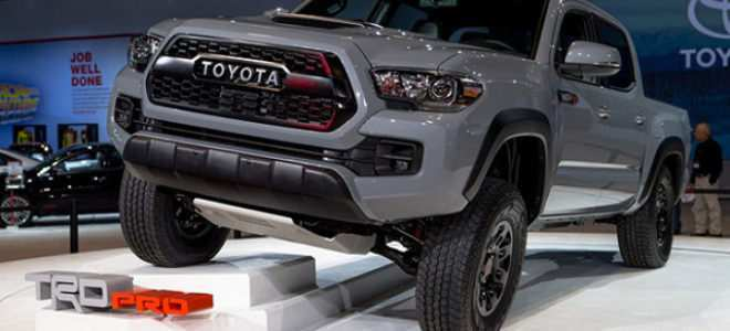 56 All New 2019 Toyota Tacoma News Picture with 2019 Toyota Tacoma News