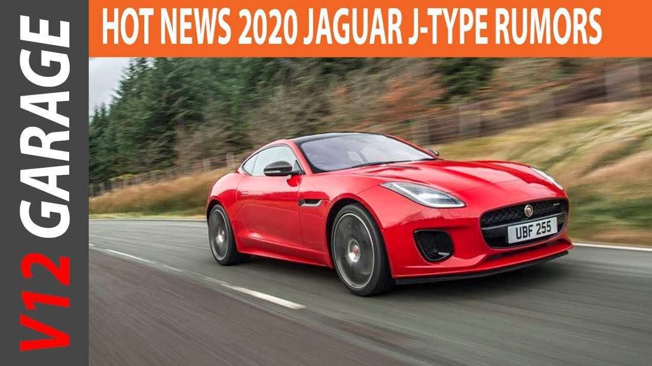 56 All New 2020 Jaguar J Type Concept with 2020 Jaguar J Type