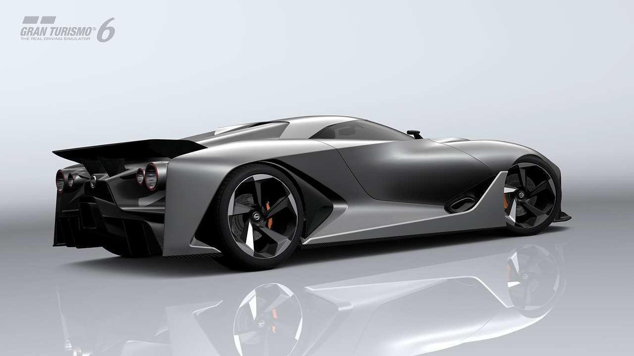56 All New 2020 Nissan Gran Turismo Concept with 2020 Nissan Gran Turismo