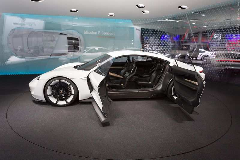 56 All New 2020 Porsche Mission E Interior with 2020 Porsche Mission E
