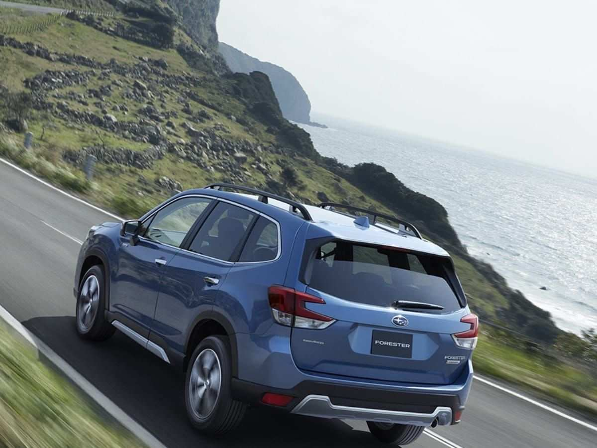 56 All New 2020 Subaru Forester Hybrid Performance and New Engine for 2020 Subaru Forester Hybrid