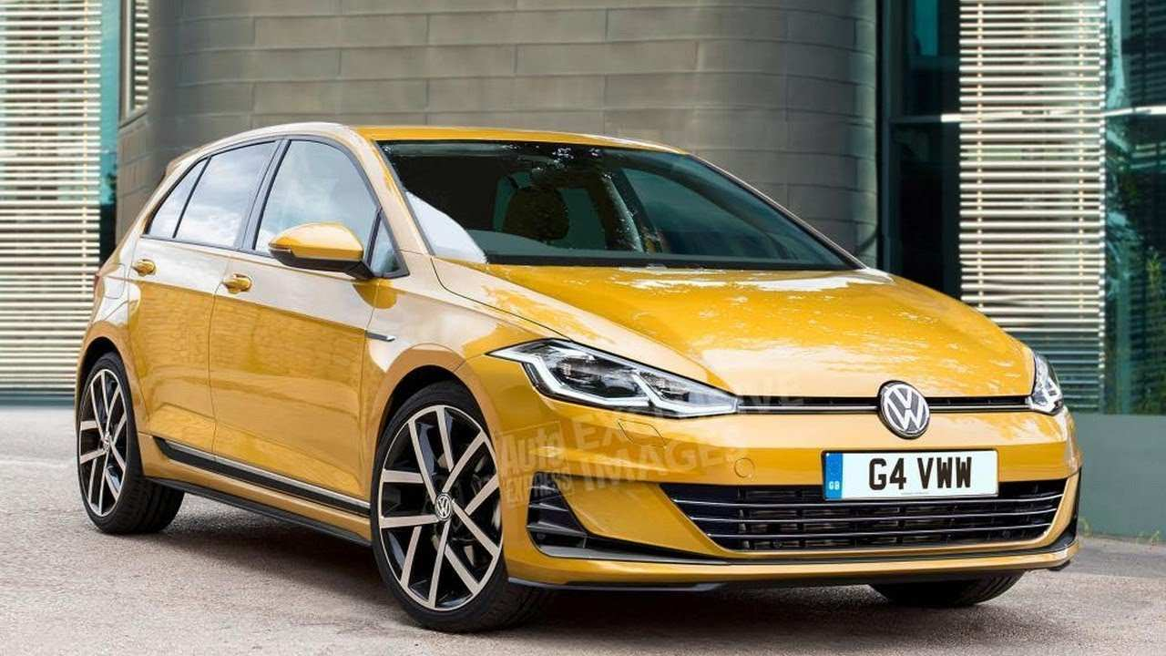 56 All New Vw Golf 2019 Performance by Vw Golf 2019