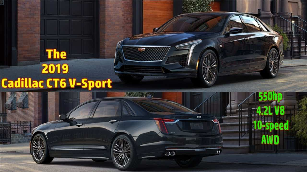 56 Best Review 2019 Cadillac V8 Ratings for 2019 Cadillac V8