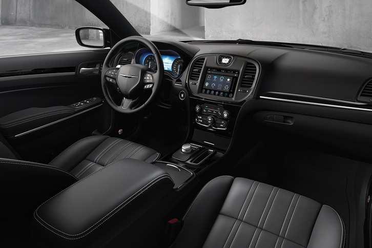 56 Best Review 2019 Chrysler 300 Interior Spesification by 2019 Chrysler 300 Interior