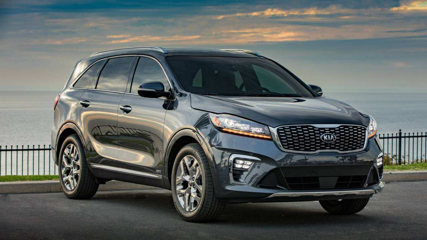 56 Best Review 2019 Kia Sorento Price Interior by 2019 Kia Sorento Price