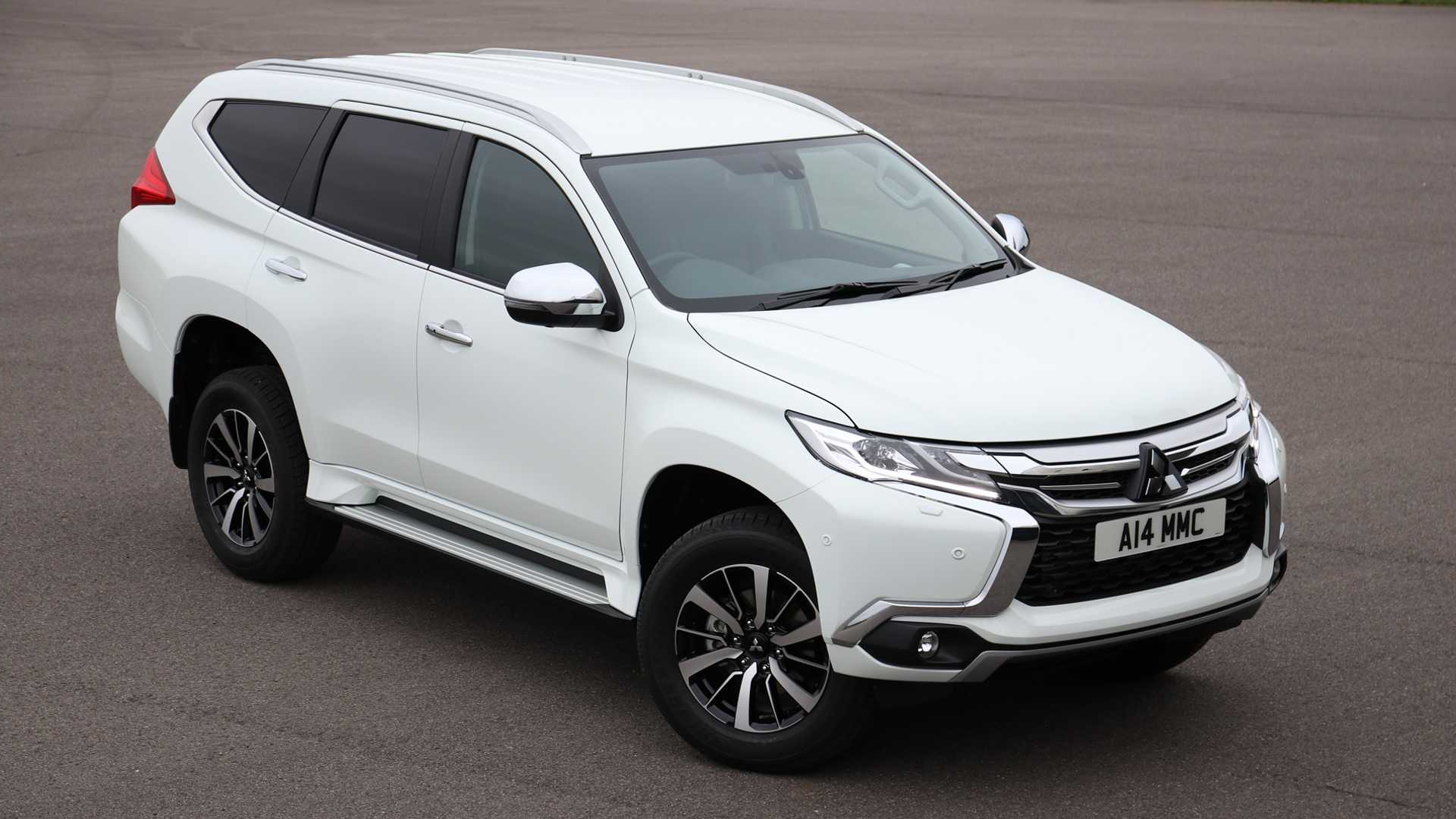56 Best Review 2019 Mitsubishi Shogun Ratings with 2019 Mitsubishi Shogun