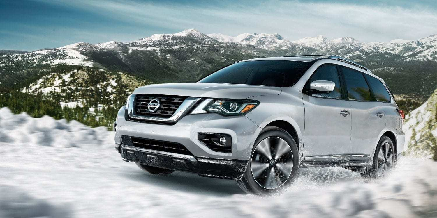 56 Best Review 2019 Nissan Pathfinder Release with 2019 Nissan Pathfinder