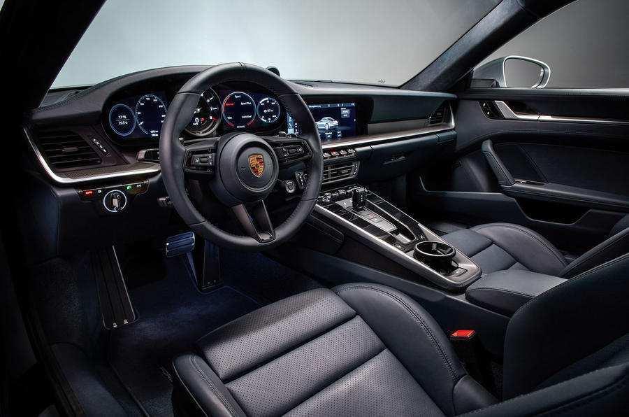 56 Best Review 2019 Porsche 911 Interior Specs for 2019 Porsche 911 Interior
