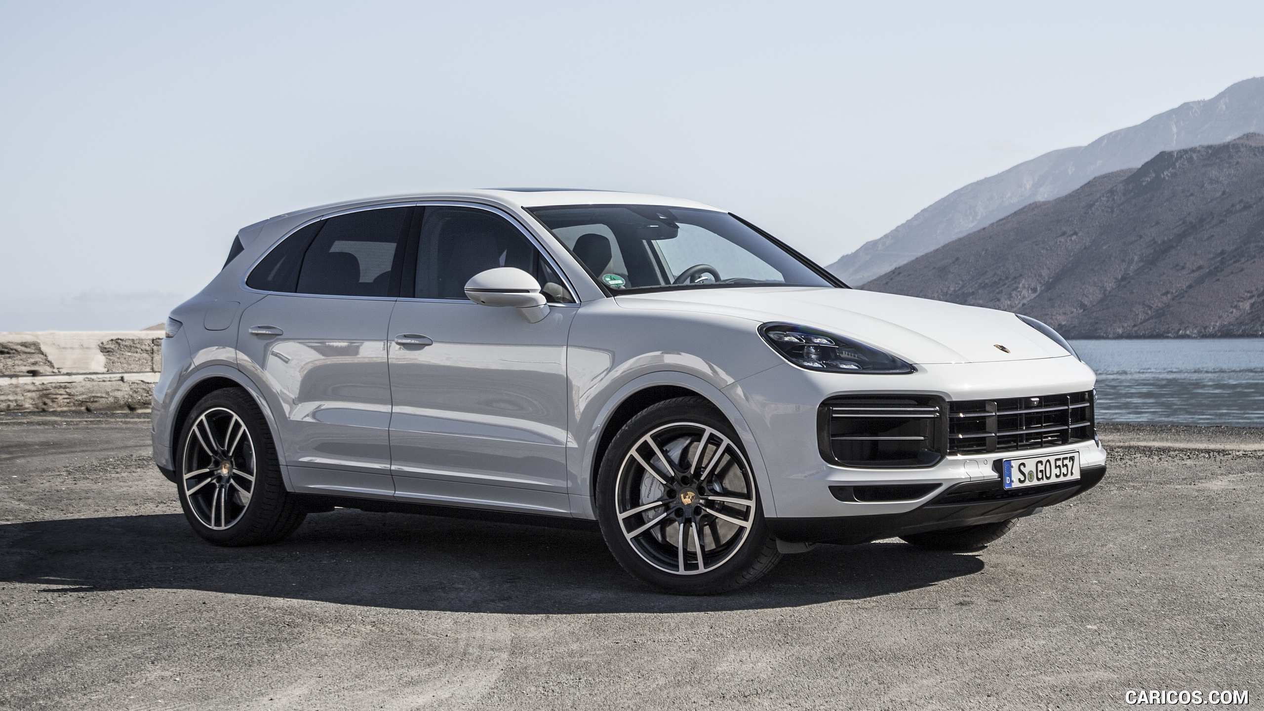 56 Best Review 2019 Porsche Cayenne Turbo Review First Drive with 2019 Porsche Cayenne Turbo Review