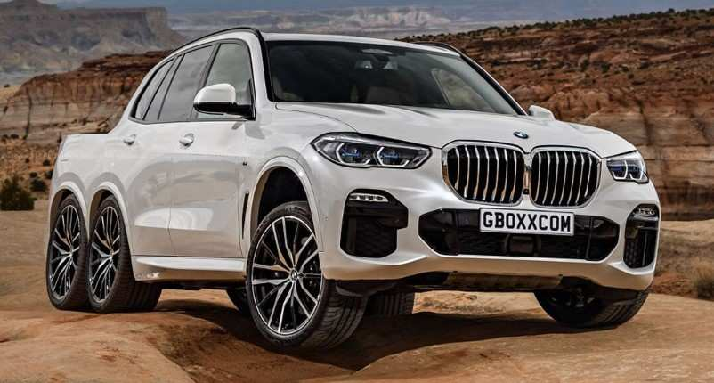 56 Best Review 2020 Bmw Pickup Truck Model with 2020 Bmw Pickup Truck